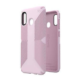 Speck Presidio Grip Case for Samsung Galaxy A20 - Ballet Pink/Ribbon Pink