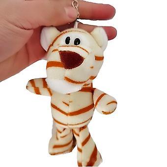 14cm Plush Doll Pendant Keychain Key Ring Pendant Key Chain Toys Birthday Gifts