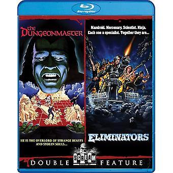 Dungeonmaster & eliminatorer [Blu-ray] USA import