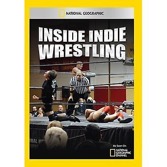 Binnen Indie Wrestling [DVD] USA importeren