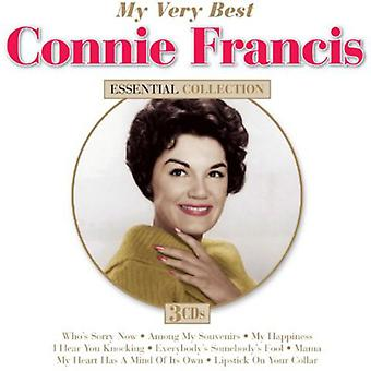Connie Francis - Essential Collection/My Very Best [CD] USA import