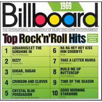 Billboard Top Rock N Roll H - 1969-Billboard Top Rock N Roll [CD] USA import