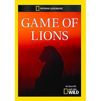 Spiel der Löwen [DVD] USA importieren