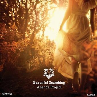 Ananda Project - Beautiful Searching [CD] USA import