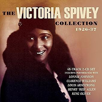 Victoria Spivey - Spivey Victoria-Collection1926-27 [DVD] USA import
