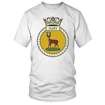 Royal Navy HMS Alert Kids T Shirt