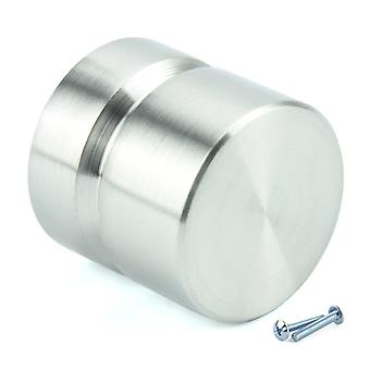 M4TEC Interior Kitchen Cabinet Door Knobs Cupboards Drawers Bedroom Furniture Pull Handles Stainless Steel. O7 series