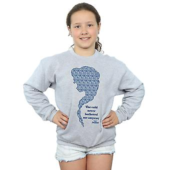 Disney Girls Frozen Cold Sweatshirt