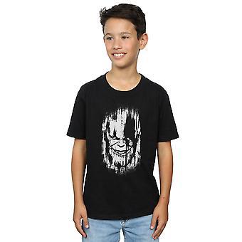 בנים מארוול הנוקמים אינפיניטי מלחמת הפנים T חולצה