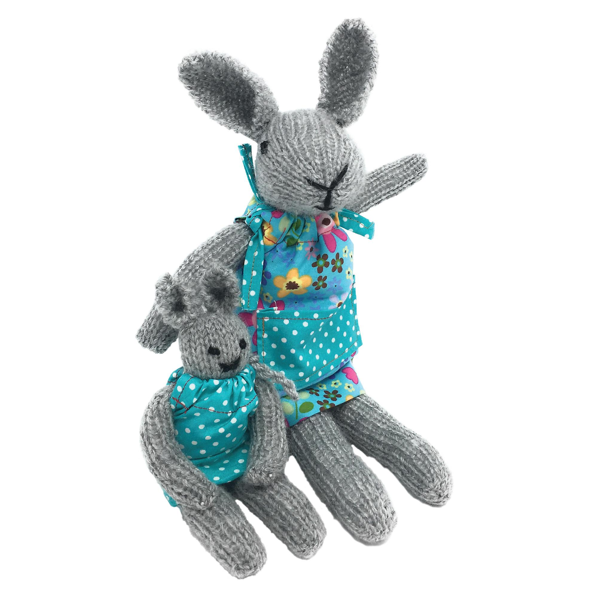 Knit Your Own Bunnies Kit