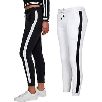 Urban classics ladies - INTERLOCK jogging sweatpants pants