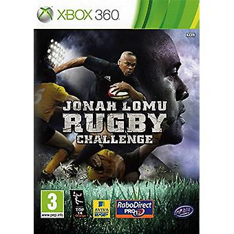 Jonah Lomu Rugby Challenge (Xbox 360) - Neu