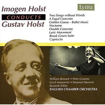 G. Holst - Imogen Holst Conducts Gustav Holst [CD] USA import