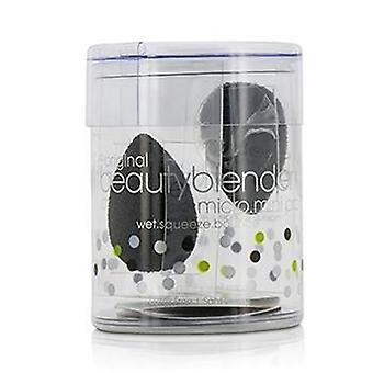Beautyblender Beautyblender Micro Mini Set (2x Mini Beautyblender) - Pro (nero) - 2pcs