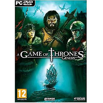 A Game of Thrones Genesis PC Game