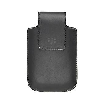 OEM BlackBerry 9520 9530 9550 synteettinen kotelo - musta