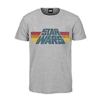Logo di Star Wars t-shirt vintage 1977