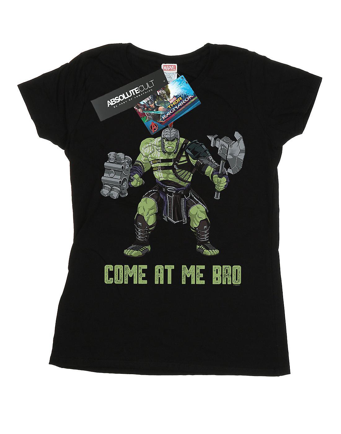 Marvel Women's Thor Ragnarok Come At Me Bro T-Shirt