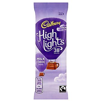 Cadbury Highlights Instant Hot Chocolate Sachets