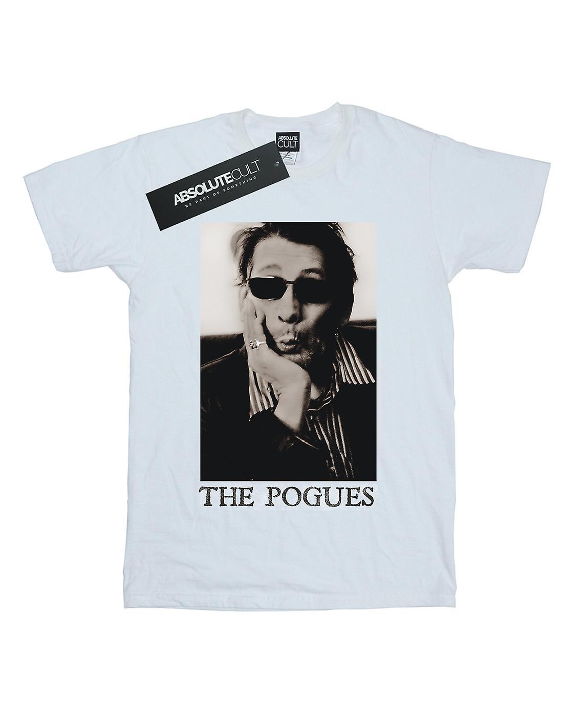 The Pogues Men's Shane Photo T-Shirt