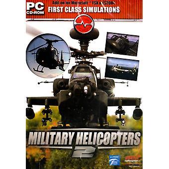 Militære helikoptere 2 (PC CD)-ny