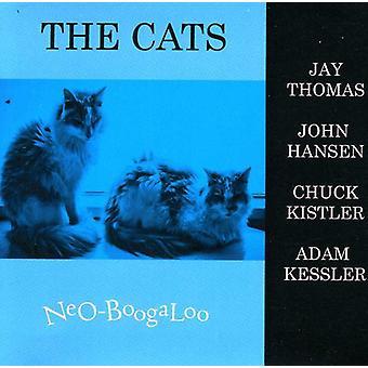 Thomas/Hansen/Kistler/Kessler - Cats: Neo-Boogaloo [CD] USA import
