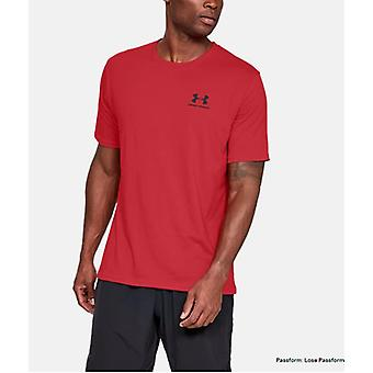 Under Armour sportstyle left chest tee 1326799