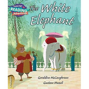 The White Elephant 4 Voyagers by Geraldine McCaughrean - 978110840588