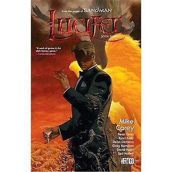 Lucifer - Book 3 by Peter Gross - Mike Carey - 9781401246044 Book