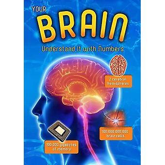 Seu cérebro - compreendê-lo com números por Melanie Waldron - 978140627