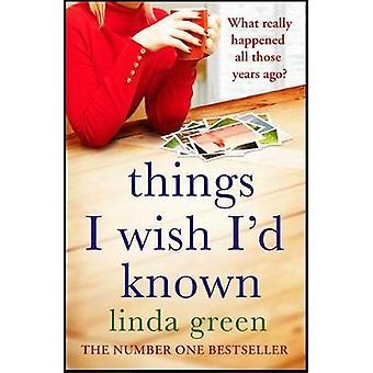 Things I Wish olisin tiennyt jäseneltä Things I Wish olisin tiennyt - 9781786487124 Bo