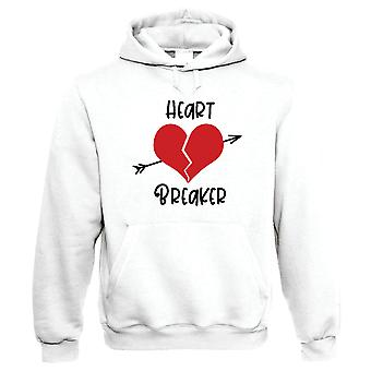 Herz breaker, Hoodie - Valentines broken Love Cute Funny Nolvelty Geschenk ihn ihr