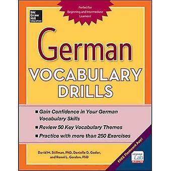 Tyska ordförråd övningar