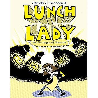Dame de déjeuner et de la Ligue des bibliothécaires
