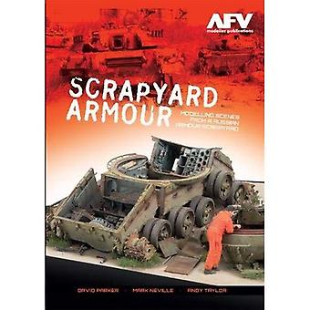 Bilskrot Armour: Scener från ryska Armour skroten