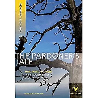 De Pardoner's Tale (York Notes geavanceerde)