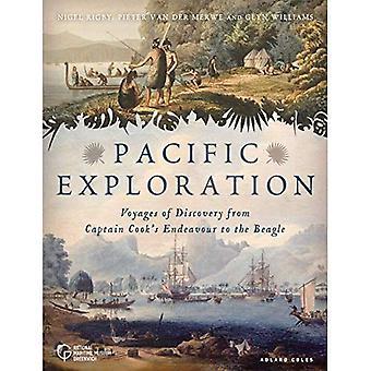 Pazifische Exploration: Entdeckungsreisen von Captain Cooks Endeavour auf der Beagle
