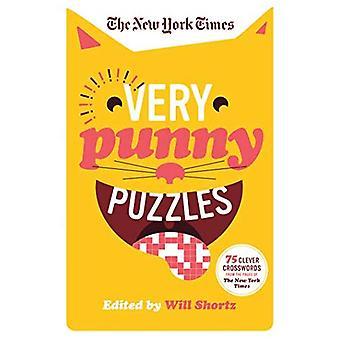 Os quebra-cabeças muito Punny New York Times: 75 inteligentes palavras cruzadas nas páginas do New York Times