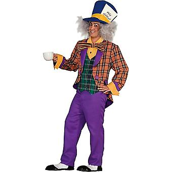 Wonderful Mad Hatter Adult Costume