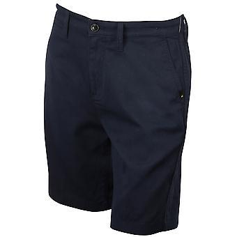 Quiksilver Mens daglige Union strekk Chino Shorts - Navy