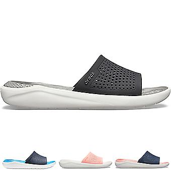 Unisex-dorośli Crocs LiteRide slajdów amortyzowany plaży lekkie sandały
