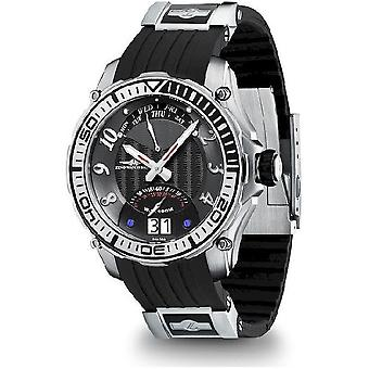 Zeno-horloge mens watch Neptunus 1 retrograde 4536Q-h1