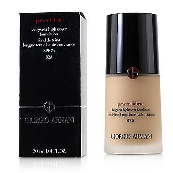 Giorgio Armani Power kangas Longwear High Cover säätiö SPF 25-# 5,25-30ml/1.01 oz