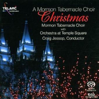 Mormon Tabernacle Choir - A Mormon Tabernacle Choir Christmas [SACD] USA import
