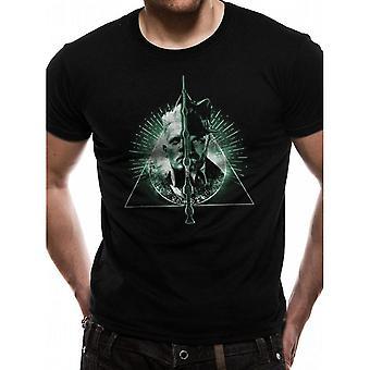 Crimes Of Grindelwald Unisex Adults Split Design T-Shirt