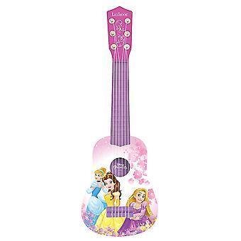 Lexibook Disney prinses Rapunzel mijn eerste gitaar roze/paars (model no. K200DP)