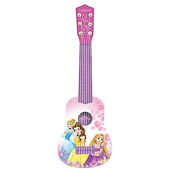 Lexibook Disney Princess Rapunzel Moja pierwsza gitara Pink /Purple (nr modelu. K200DP)