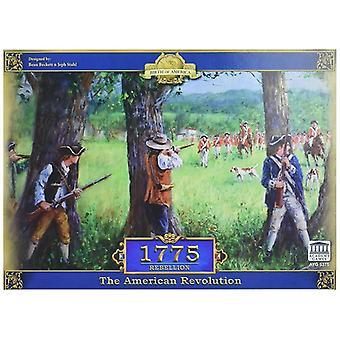 1775 uppror bräd spel