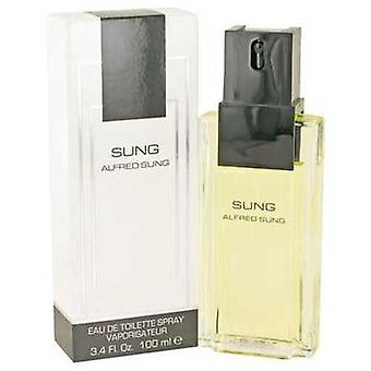 Alfred Sung By Alfred Sung Eau De Toilette Spray 3.4 Oz (women) V728-416693