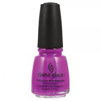 Kina glasyr nail polish-Purple Panic